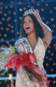 susie wins miss usa!
