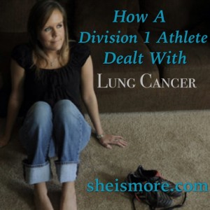 How An Athlete Dealt With Lung Cancere