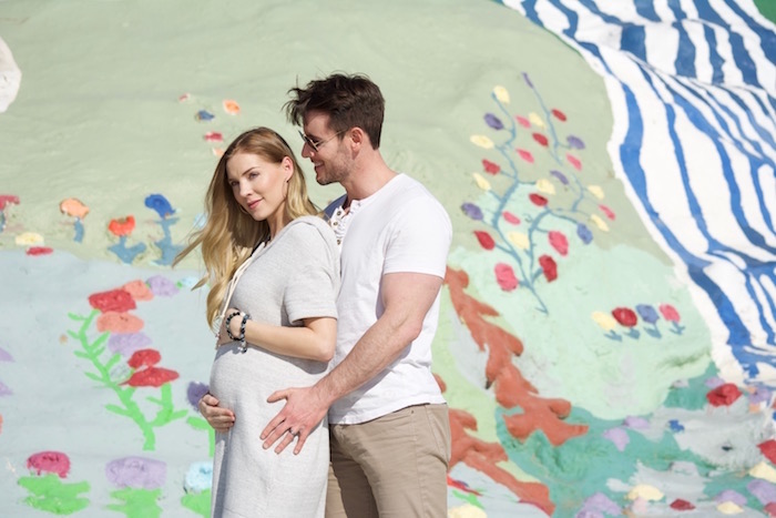 salvation mountain pregnant