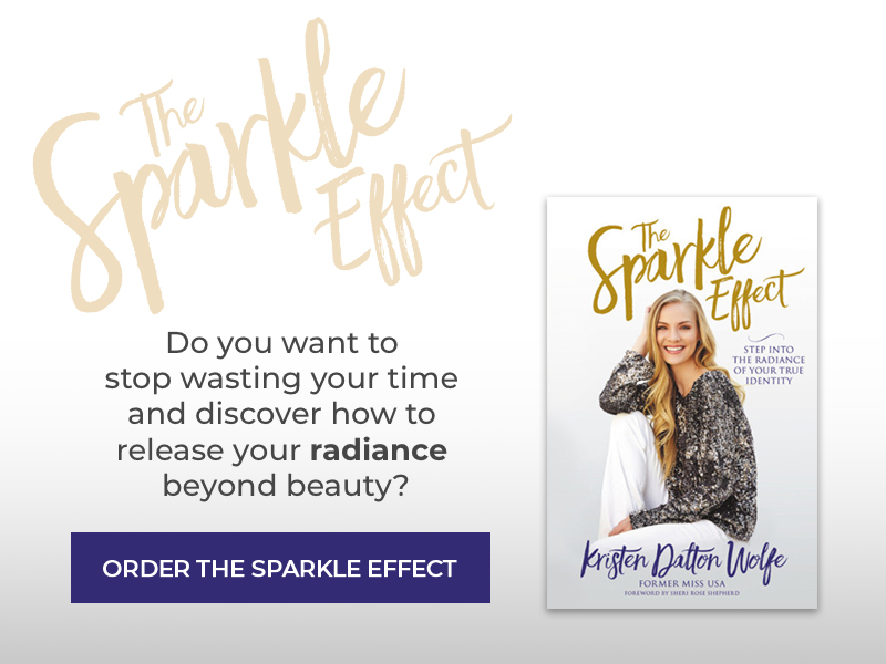 Order The Sparkle Effect Book Today!