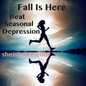 Beat Seasonal Depression, sheismore.com