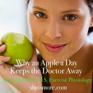 Why An Apple a Day Keeps the Doctor Away. SheisMORE.com