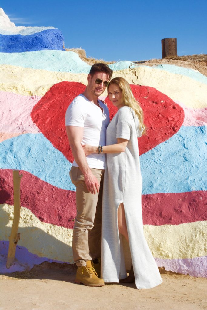 salvation mountain love